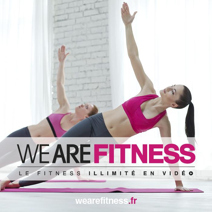 Le fitness illimité en vidéo